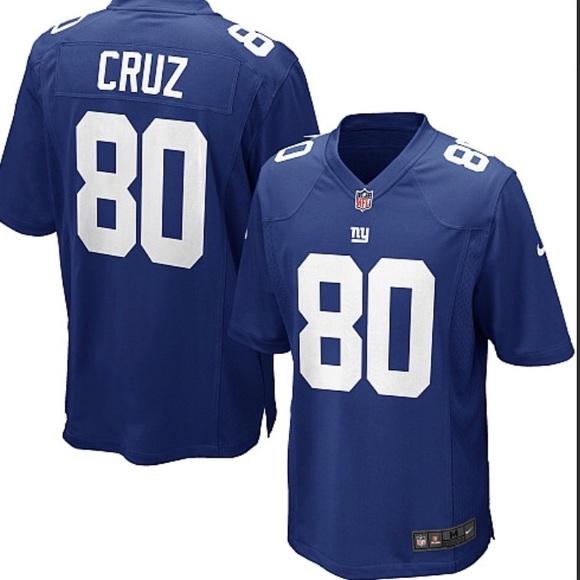 46acbe866 NFL Shirts & Tops | Youth Nike New York Giants 80 Victor Cruz Jersey ...